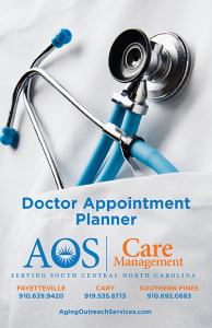 AOS Doctor Appointment Planner Cover
