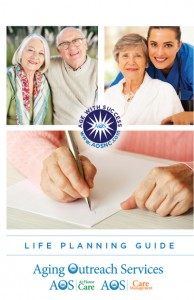 AOS Life Planning Guide Cover